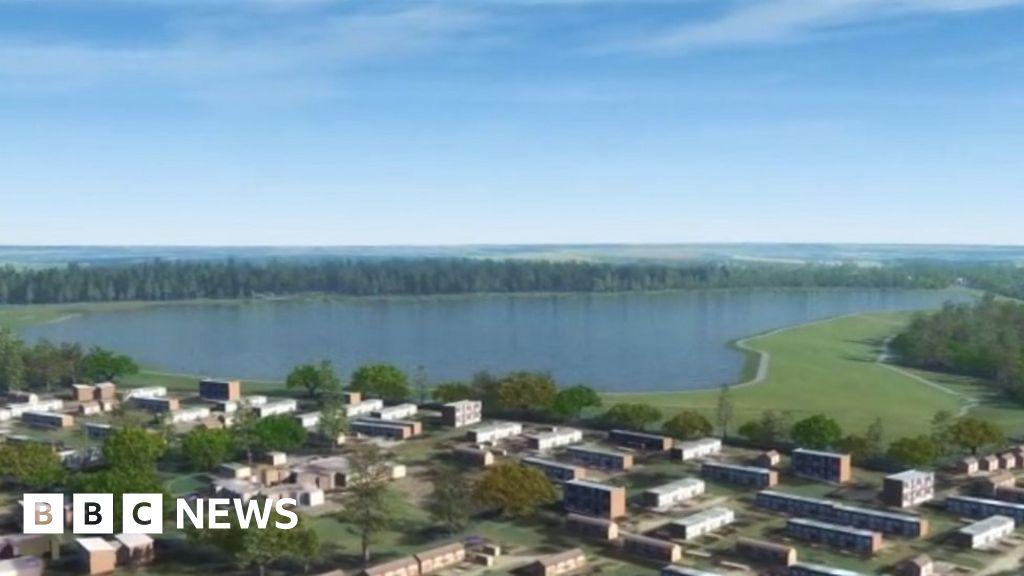 New Havant reservoir plans go on show
