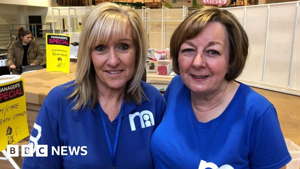 Mothercare staff: 'We're devastated, it was our family'