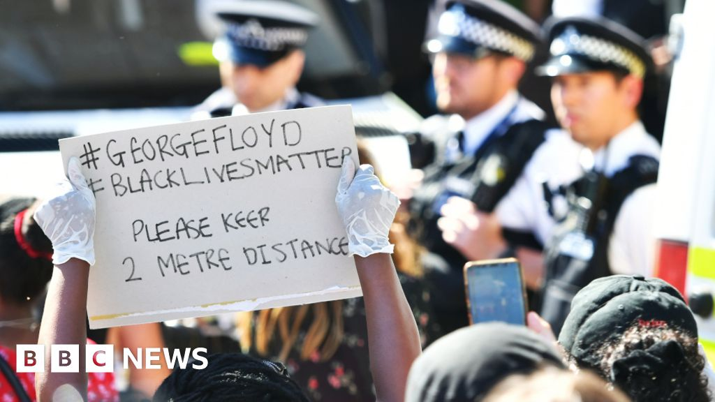 George Floyd s death: How many black people the police in England and Wales died in custody?