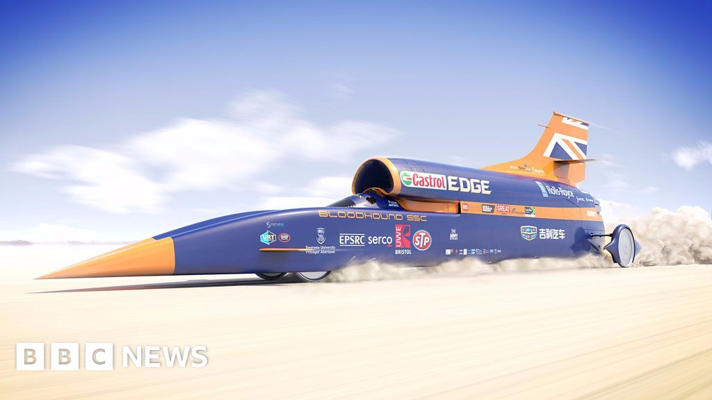 What's stopping Bloodhound get to 1,000mph?