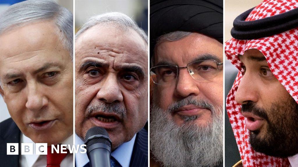 Qasem Soleimani: Crisis puts Mid-East friends and foes on edg thumbnail