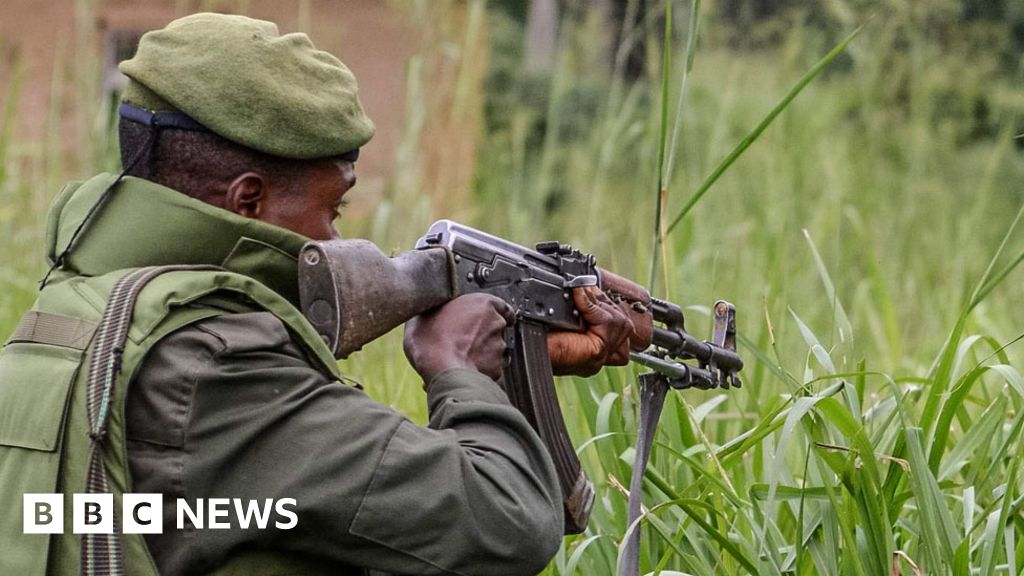 Children bashed against walls in DR Congo massacre