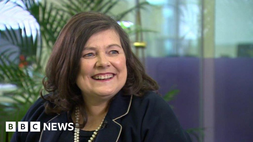 Anne Boden The Steelworker S Daughter Who Started Her Own Bank