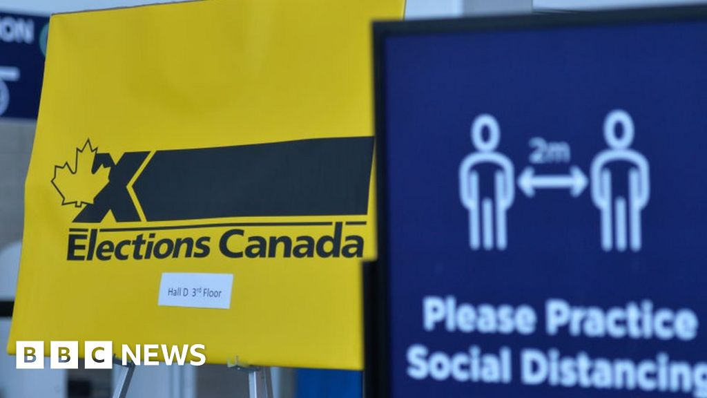 Canada federal election: A look at the key numbers driving the campaign – BBC News