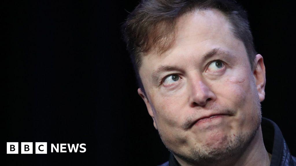 Coronavirus Elon Musk Child Immunity Tweet Will Stay Online Bbc News