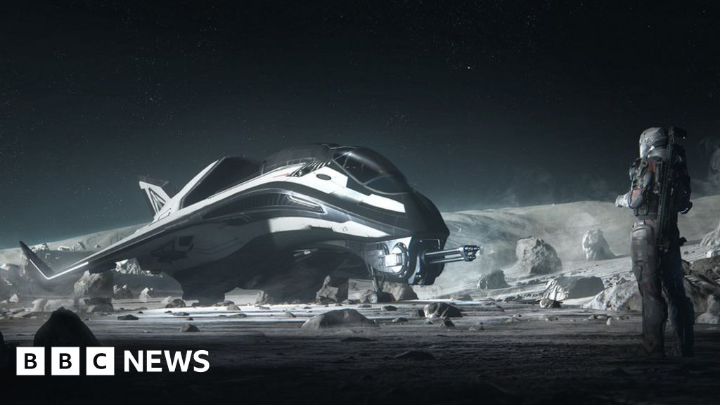 Star Citizen video game launches $27,000 players' pack