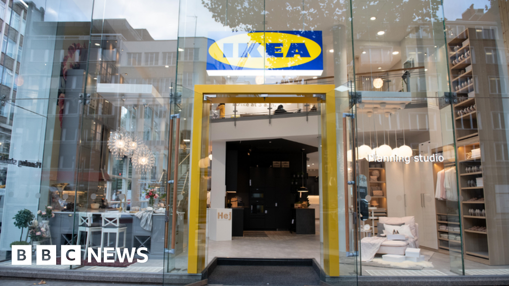 ikea eyes bigger city centre stores as shopping habits. Black Bedroom Furniture Sets. Home Design Ideas