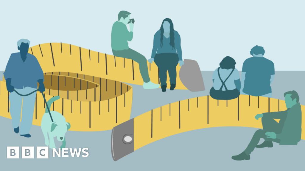 BMI and obesity: Where are you on the UK fat scale? - BBC News