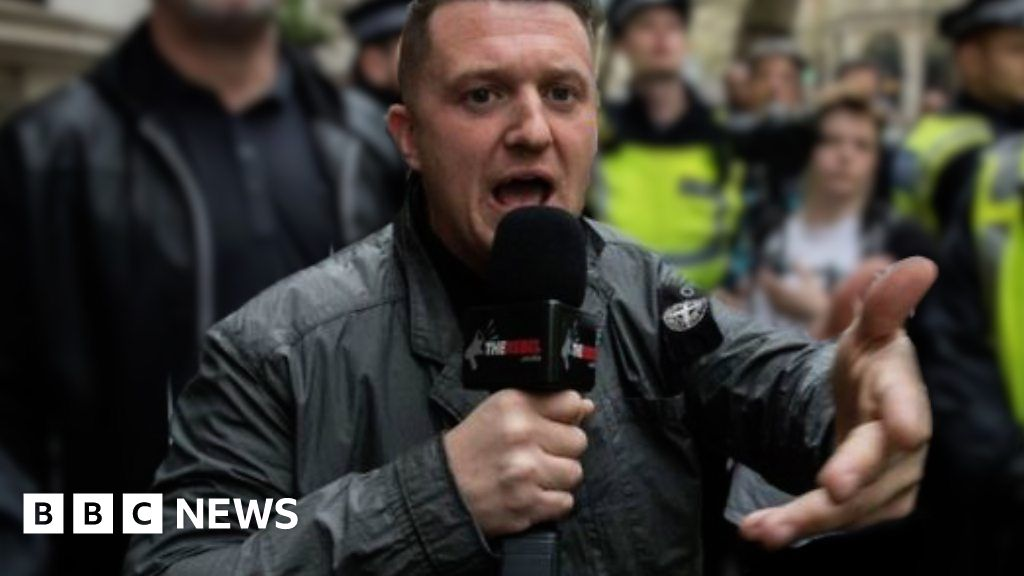 Who is Tommy Robinson and why is he in jail?