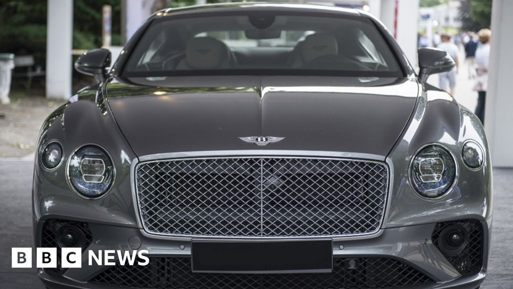 Manchester clothing firm lodges trademark claim against Bentley Motors