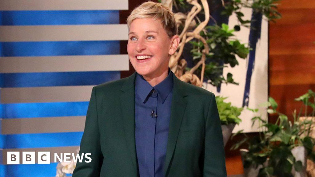 Ellen DeGeneres reveals why she ends her interview session