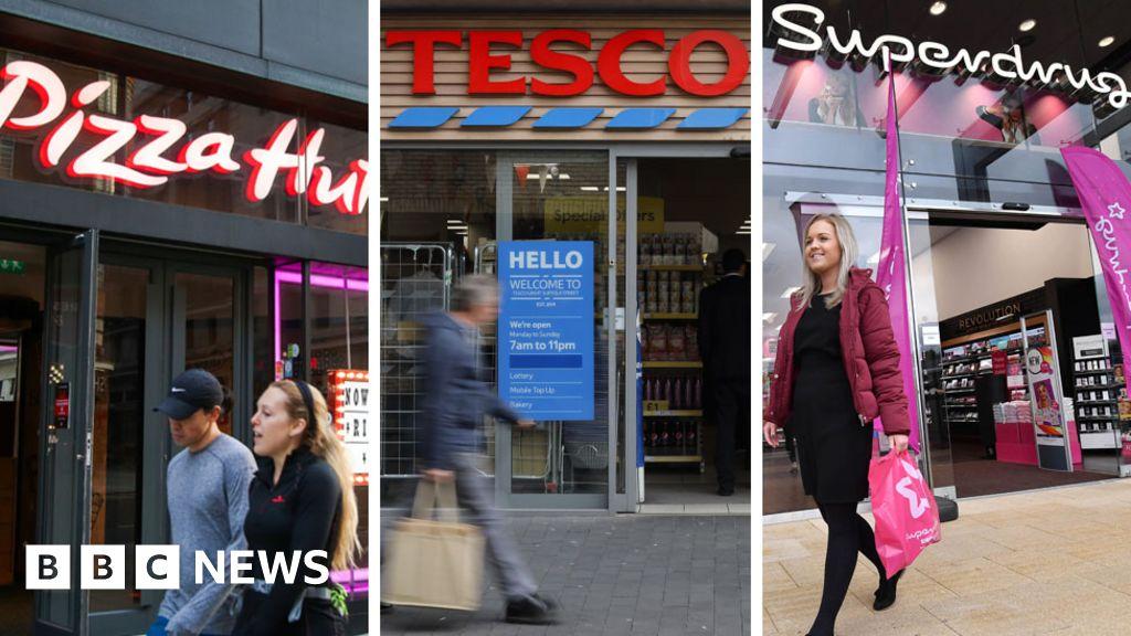 , Tesco, Pizza Hut and Superdrug in minimum wage fail, Saubio Making Wealth