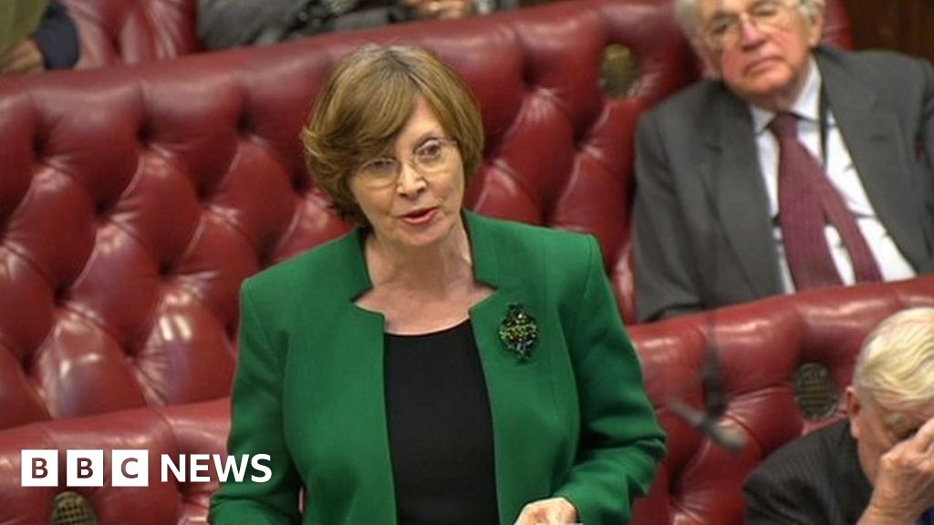 Tributes to ex-minister Baroness Hollis