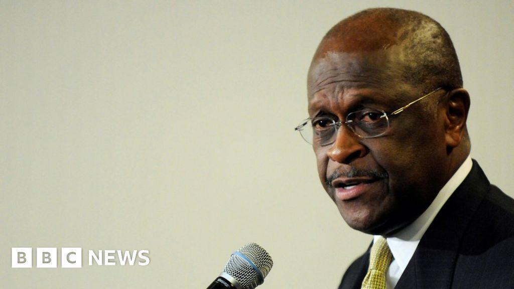 Trump recommends Herman Cain for Fed seat