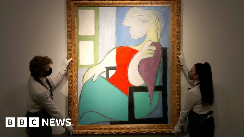 Woman Sitting Near a Window: Pablo Picasso work sells for $100m