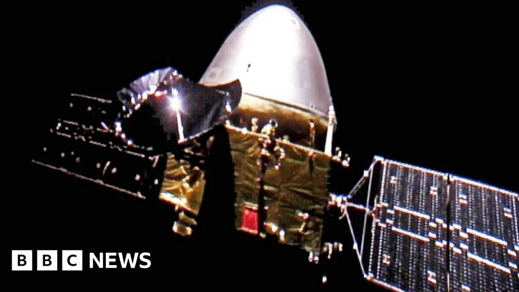China Mars mission: Tianwen-1 spacecraft enters into orbit