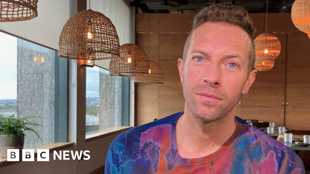 Coldplay announce new 'eco-friendly' tour