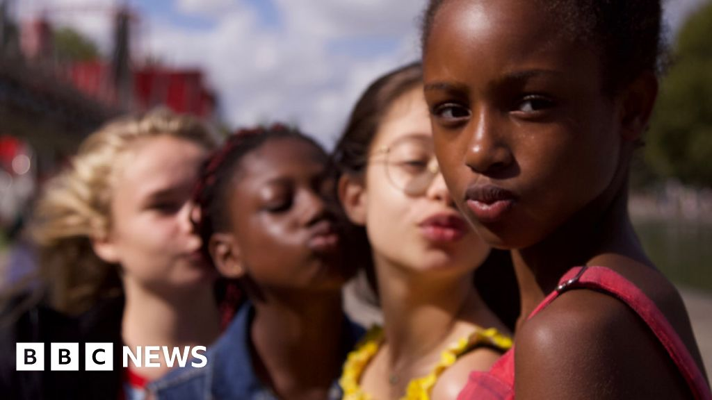 www.bbc.com: Cuties: Netflix apologises for promotional poster after controversy