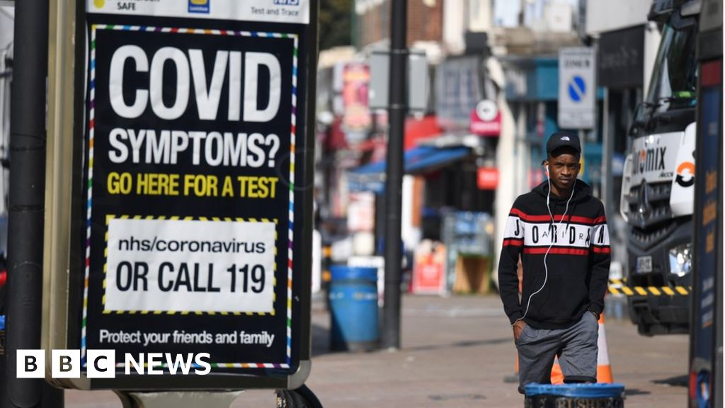 Coronavirus: Government to prioritise NHS and care homes for testing thumbnail