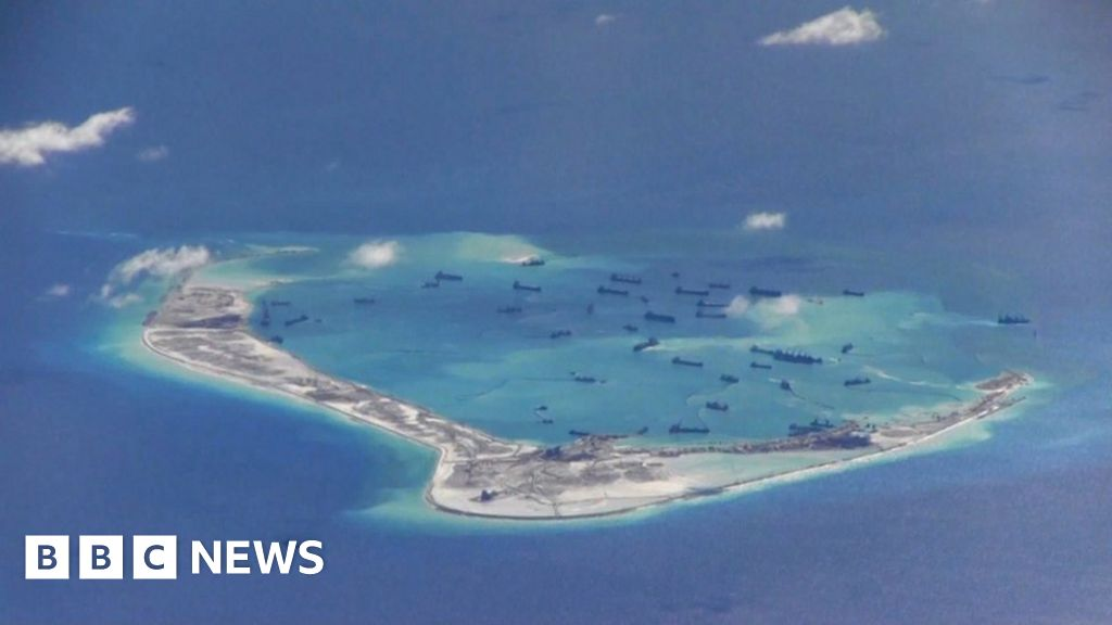 South China Sea dispute: Beijing attacks 'irresponsible' US comments