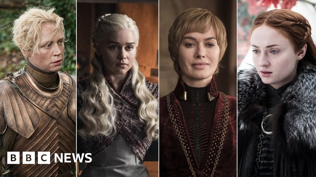 Game of Thrones: How much do its female characters speak? - BBC News thumbnail