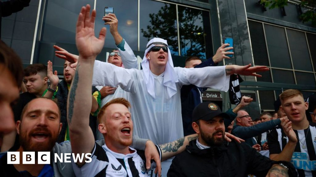 Newcastle United: Fans welcoming Saudis  a sickness  MP says