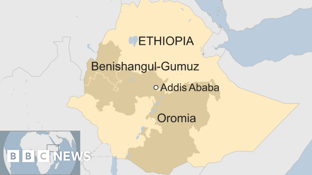 Thousands flee' ethnic conflict in western Ethiopia - BBC News