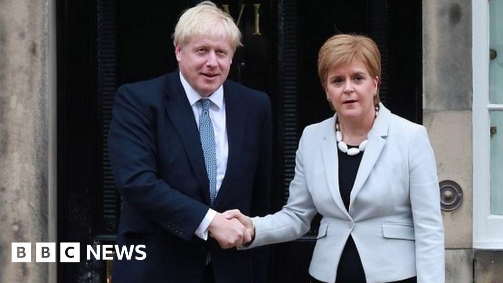 Boris Johnson 'called Scottish devolution disaster'