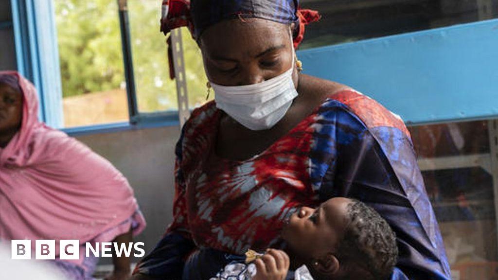 Stalled vaccine programmes 'putting children's lives at risk'
