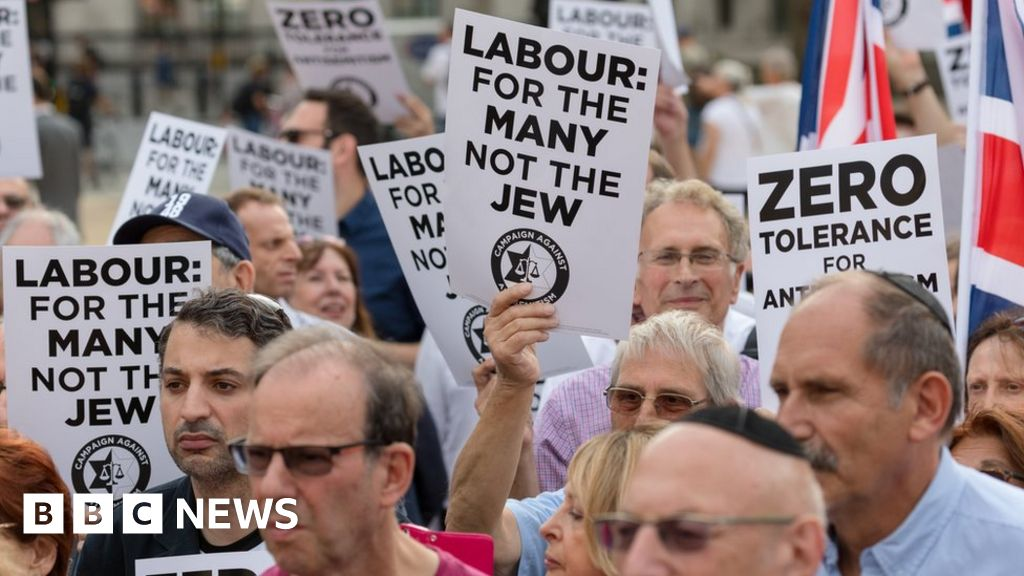 Labour anti-Semitism 'must be resolved swiftly'