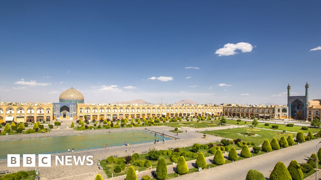 Iran's sites of cultural importance