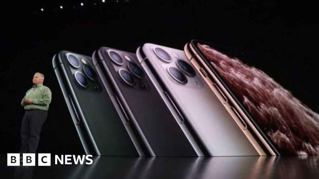 Apple's iPhone 11 Pro 'triggering' fear of holes