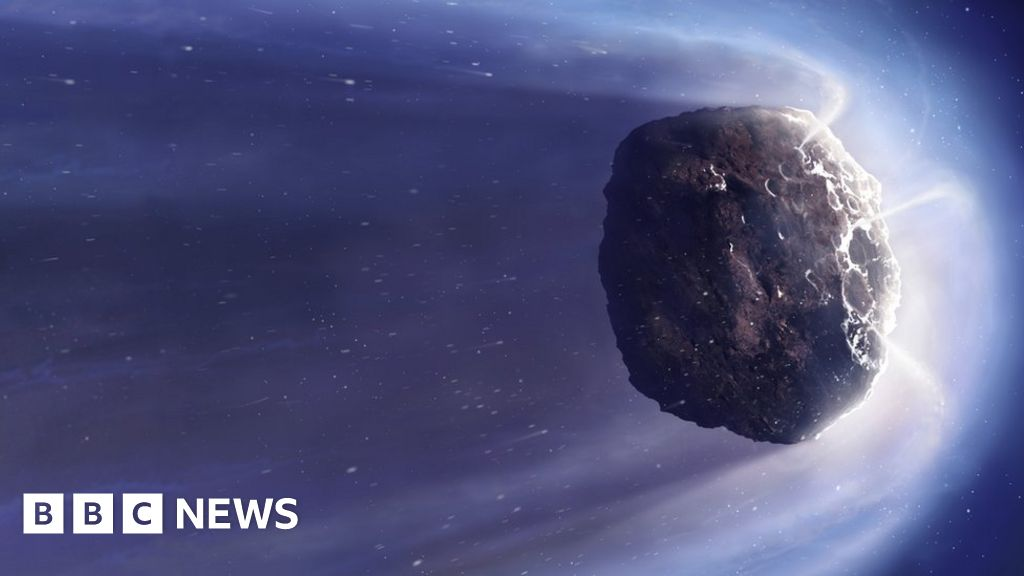 Has another interstellar visitor been found?