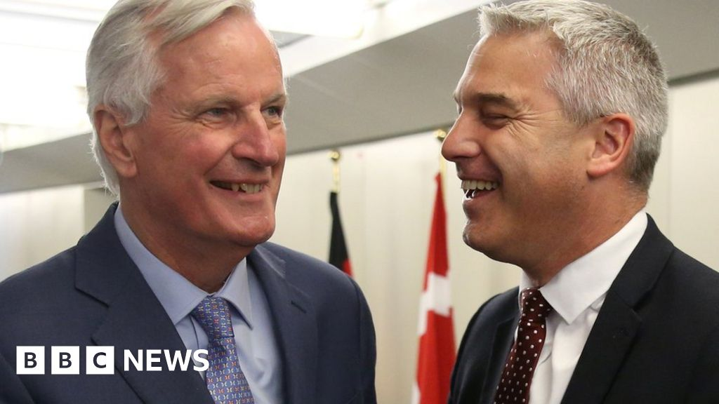 News Daily: Brexit secretary in EU talks and climate strikes under way