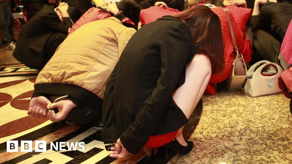 China ends forced labour for sex workers