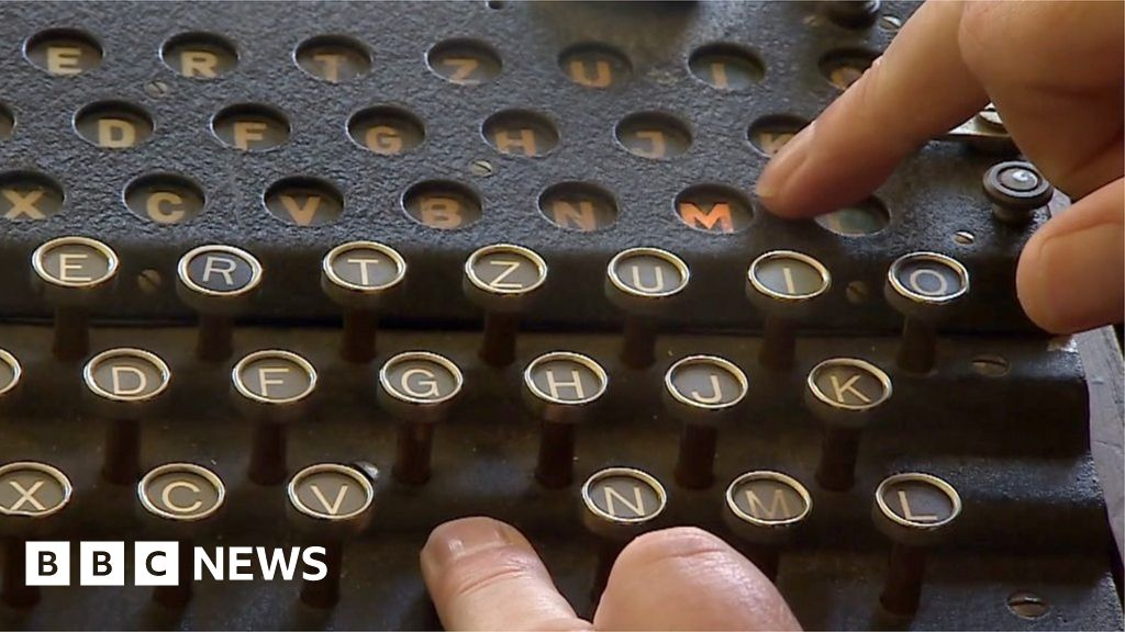 D-Day film honours 'vital' codebreakers