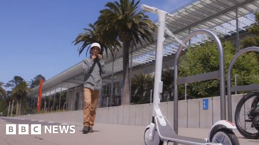 E-scooter company Unicorn goes bust after spending big on Facebook ads
