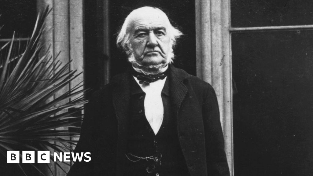 To designate William Gladstone: University of Liverpool and the slavery to the left