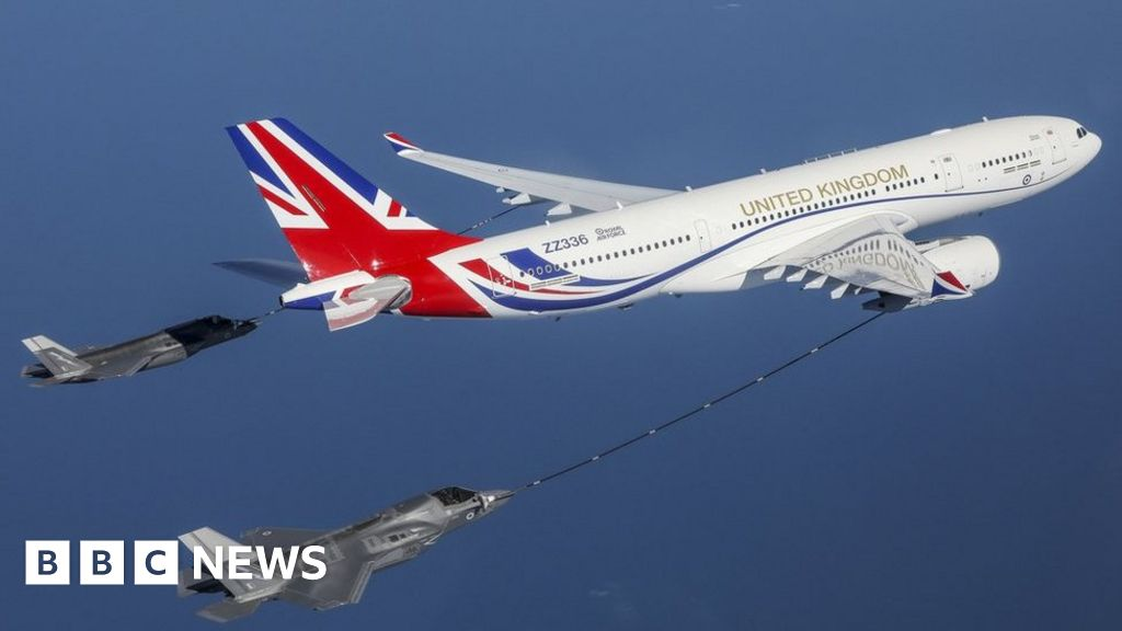 PM's rebranded jet in Russian plane alert