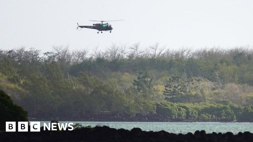 Mauritius oil spill: Three clean-up crew die after boat capsizes thumbnail
