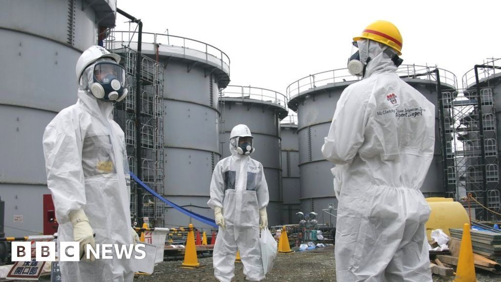 Fukushima: Japan approves releasing wastewater into ocean