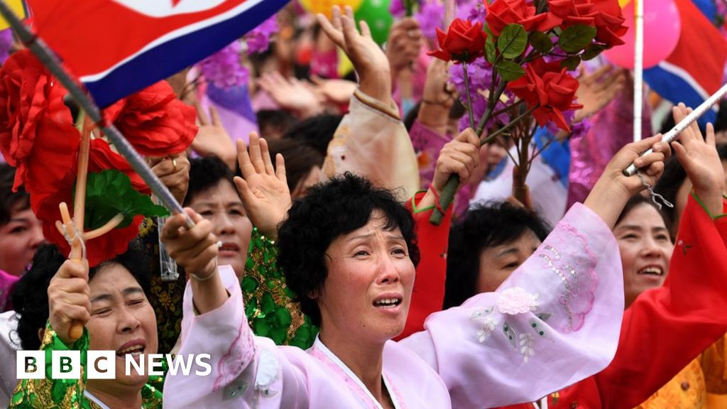 North Koreans vote in 'no-choice' parliamentary elections