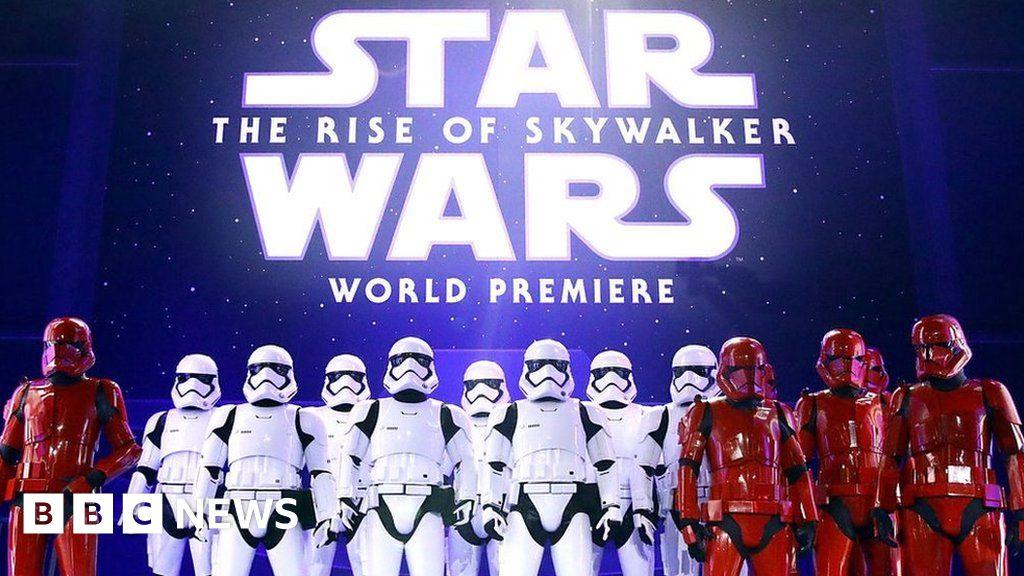 Star Wars: The Rise of Skywalker in world premiere