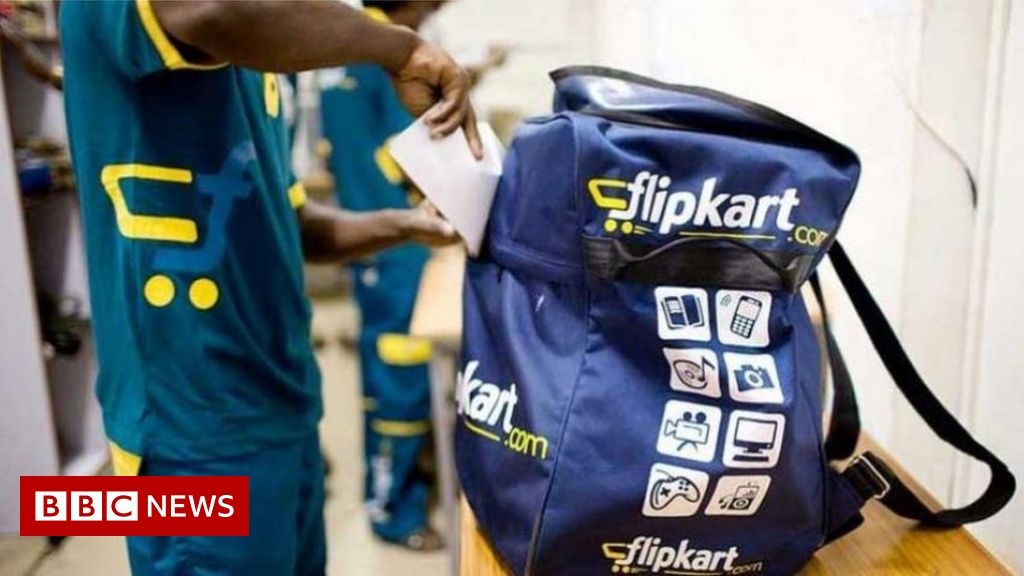Why did Walmart buy India's Flipkart? - BBC News