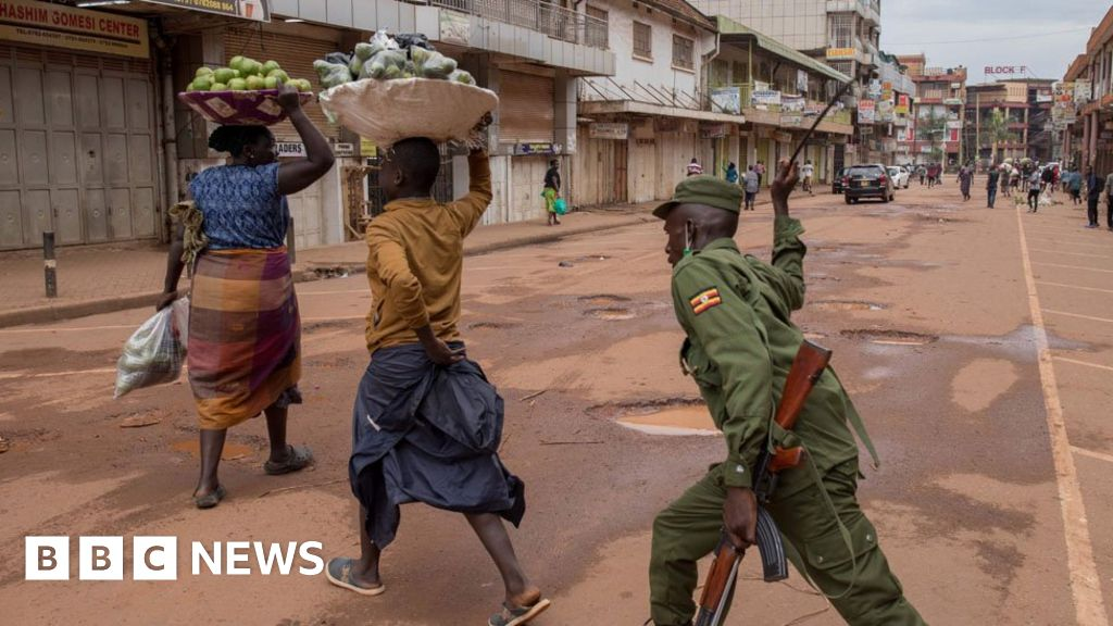 Whipping, shooting and snooping during Africa lockdowns