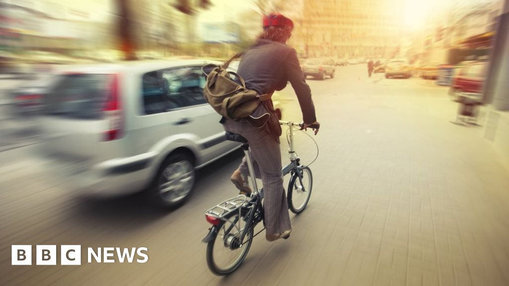 Barriers lifted for a car-free roads in England