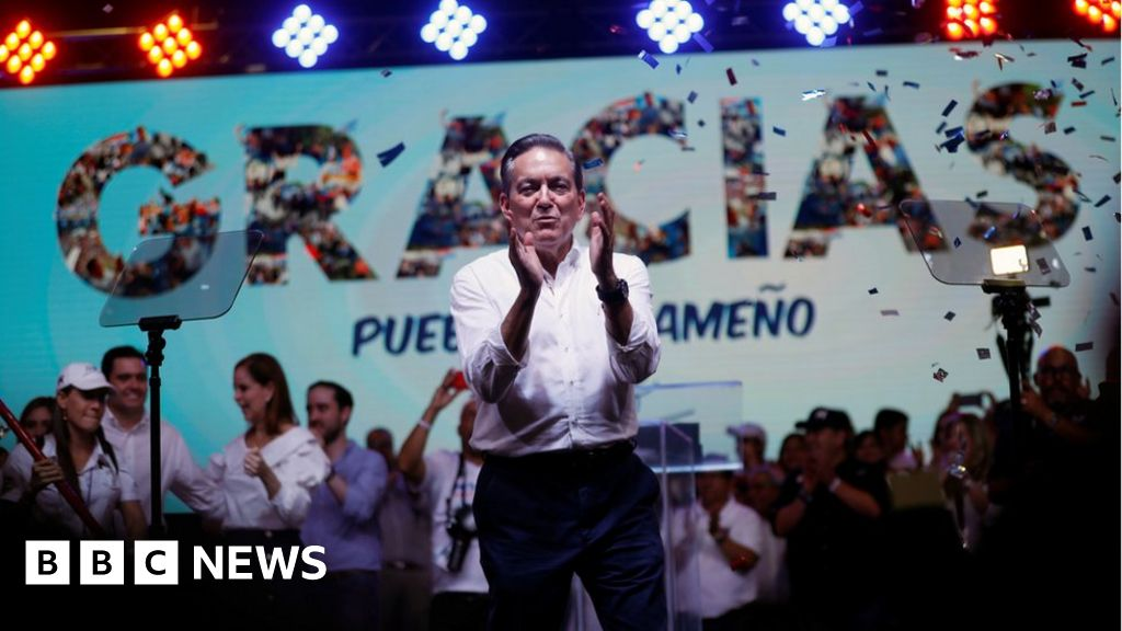 Cortizo wins Panama election