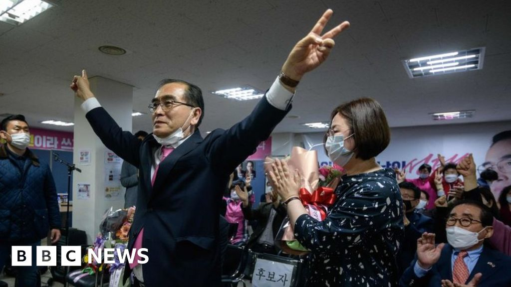 North Korean defectors will be the first to win South Korea s parliamentary seat