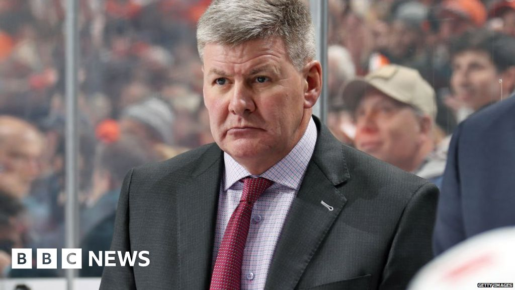 Ice hockey coach resigns over past racial comments