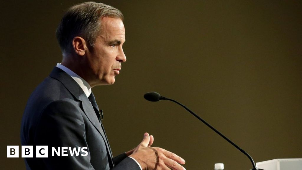 Carney warns of no-deal 'economic shock' thumbnail